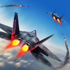 Военный самолет 3d на Android