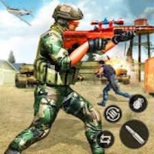 Commando Strike на Android