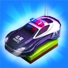 Merge Cyber Car на Android