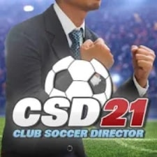 Club Soccer Director 2021 บน Android