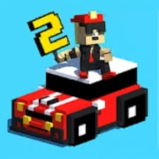 Smashy Road: Wanted 2 на Android