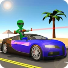 Crime Traffic Casual Racing на Android