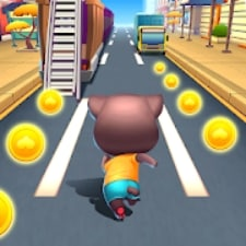 Cat Runner: Decorate Home на Android