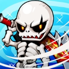 IDLE Death Knight на Android