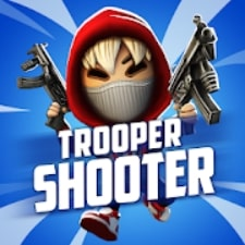 Trooper Shooter на Android