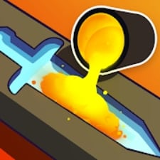 Blade Forge 3D на Android