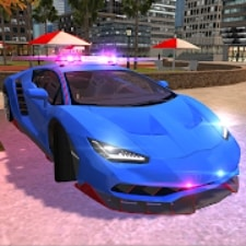 Extreme Police Car Driving на Android