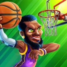 Basketball Arena на Android