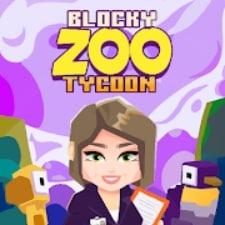 Blocky Zoo Tycoon на Android