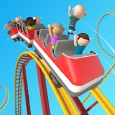 Hyper Roller Coaster на Android