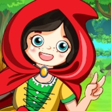 Mini Town: Little Red Riding Hood на Android