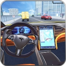Симулятор электромобиля 2021 на Android