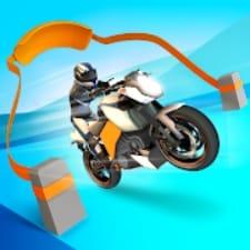 Slingshot Stunt Biker на Android