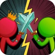 Stickman Heroes на Android