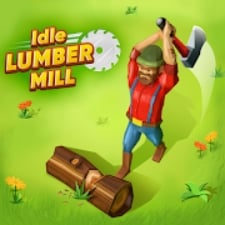 Idle Lumber Mill на Android