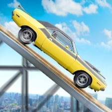 Jump The Car на Android