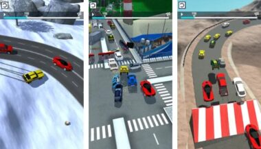 Turbo Tap Race на Android