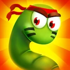 Worm Hunt pada Android