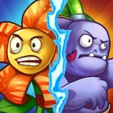 Zombie Defense - Plants War на Android