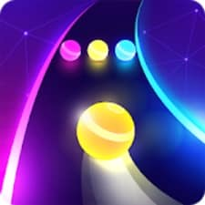Dancing Road на Android