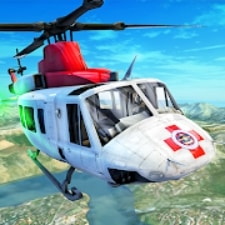 Helicopter Flight Pilot Simulator на Android