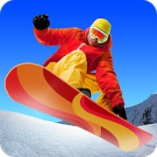 Snowboard Master 3D на Android