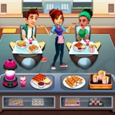 Cooking Cafe - Food Chef на Android