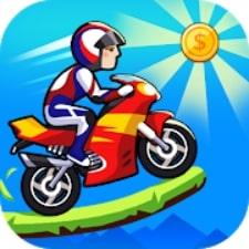 Draw Moto Rider на Android