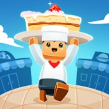 Idle Food Builder на Android