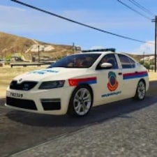State Police Simulation на Android