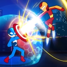 Stickman Fighter Infinity на Android