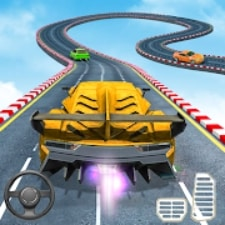 Superhero Car Stunts на Android
