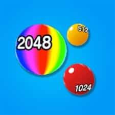 BallRun2048 на Android