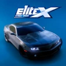 Elite X - Racer Sráide do Android