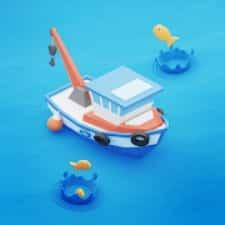 Fish idle на Android