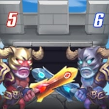 Heroes Charge на Android