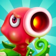 Merge Plants: Aliens Defense на Android