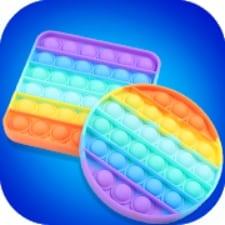 Pop It Sensory Fidget Toys 3d на Android