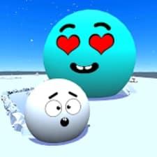 Snow Roll.io на Android
