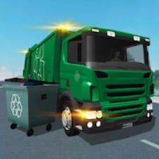 Trash Truck Simulator на Android