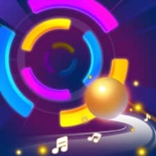 Dancing Color на Android