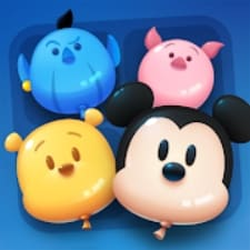 Disney POP TOWN на Android