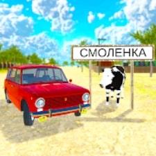 Симулятор вождения: Русская деревня на Android