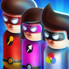 The Superhero League на Android
