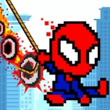 Rope Pixel Master на Android