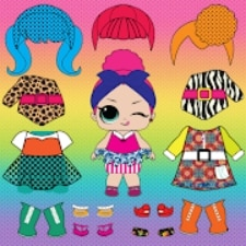 Chibi Dolls: Emoji Maker на Android