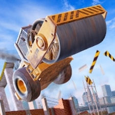 Construction Ramp Jumping на Android