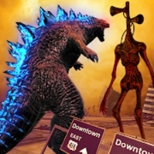 Monster Smash City на Android