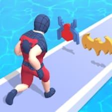 Superhero Run на Android