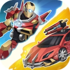 Clash of Autobots на Android